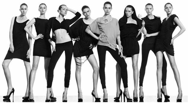 фото модельное агентство москва